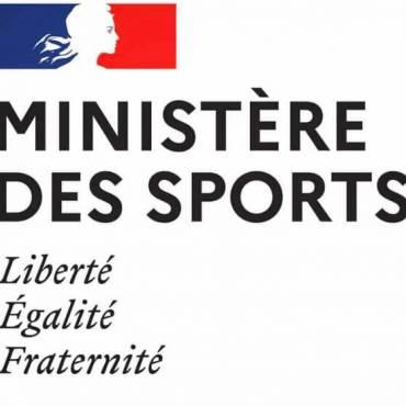 logo ministère sports